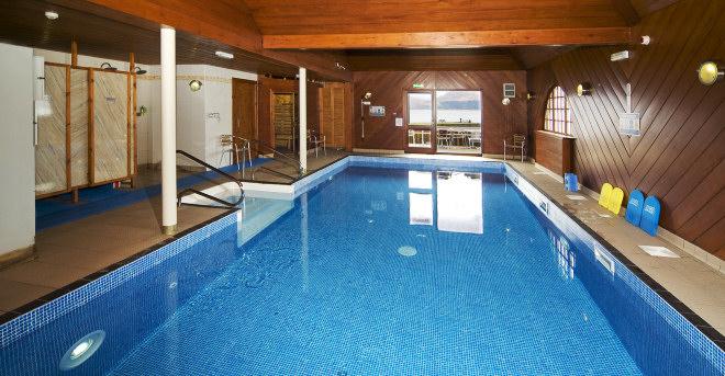 Self Catering Glencoe Swimming Pool Hot Tub Spa And Sauna