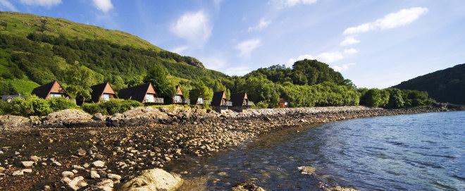 Self Catering Glencoe Loch Linnhe Lodges